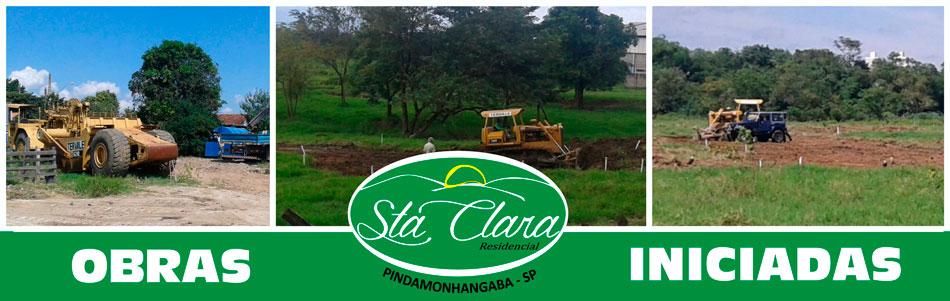 Obras Iniciadas Santa Clara