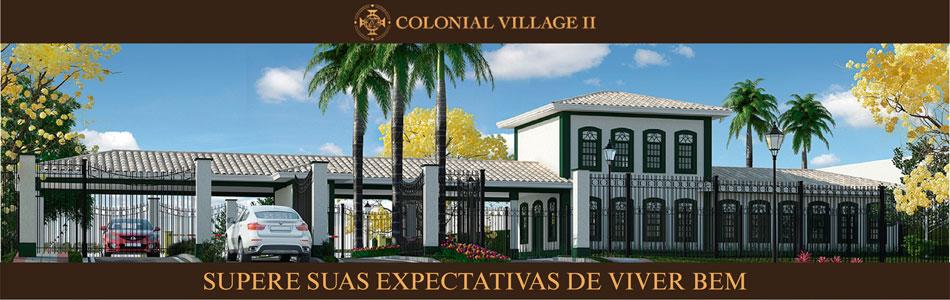 Colonial Village II - SUPERE SUAS EXPECTATIVAS DE VIVER BEM