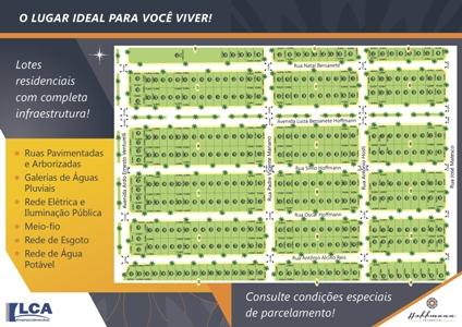 Residencial Hoffmann, um ótimo investimento na cidade de Sertanópolis. Venha conferir na WA IMOBILIÁRIA.