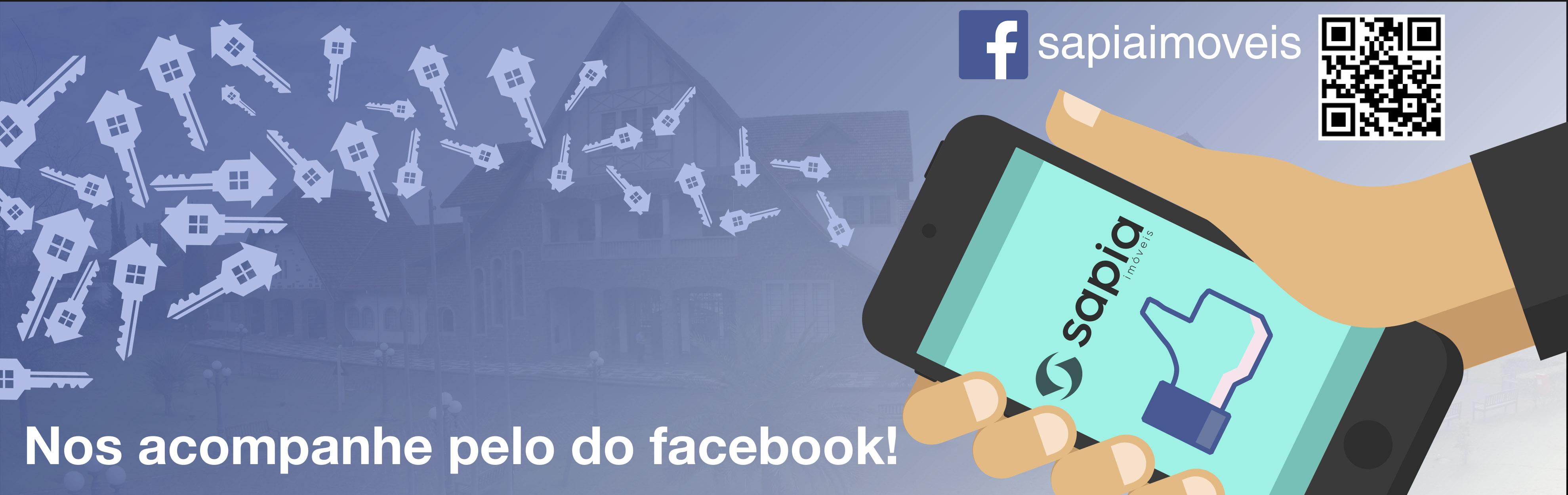 Nos acompanhe pelo facebook!
