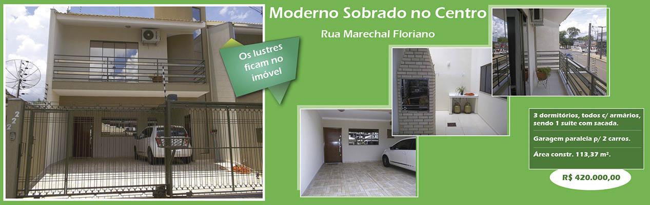 Sobrado Rua Marechal Floriano