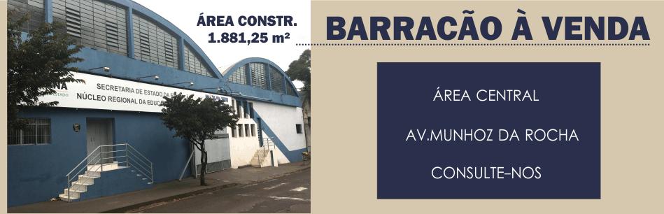 Barracão Av. Munhoz da Rocha