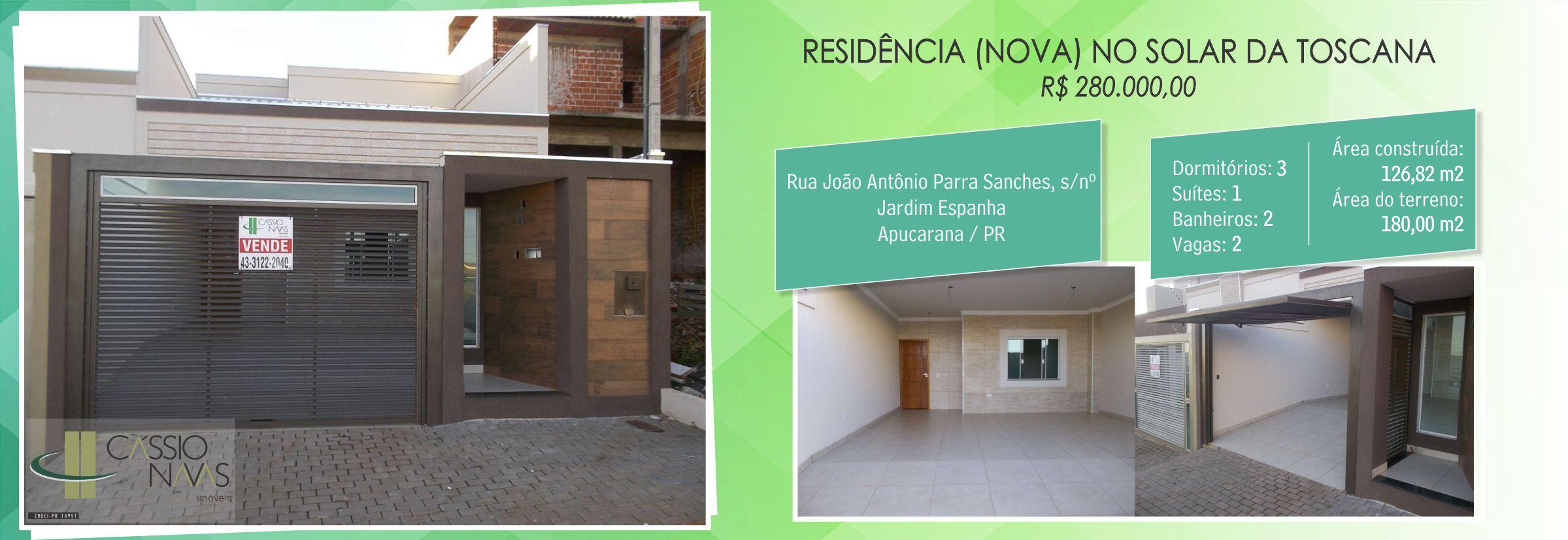 Residência (Nova) Jardim Espanha