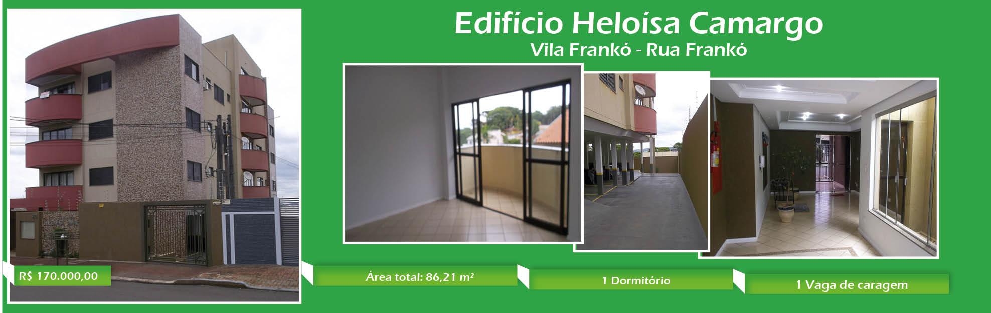 Edifício Heloíza camargo